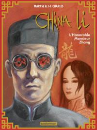 Livre numérique China Li (Tome 2) - L'Honorable Monsieur Zhang