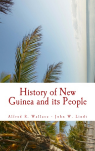 Electronic book History of New Guinea and its People