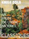 Livre numérique La faute de l'abbé Mouret