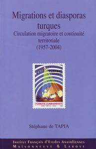 Electronic book Migrations et diasporas turques