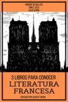 Livre numérique 3 Libros para Conocer Literatura Francesa