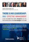 Electronic book There is no leadership: only effective management