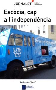 Livre numérique Escòcia, cap a l'independéncia