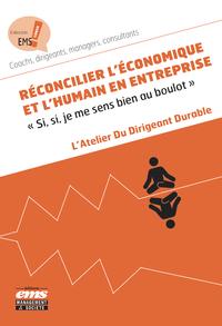 Libro electrónico Réconcilier l'économique et l'humain en entreprise