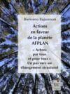 """E-Book Actions en faveur de la planète (AFPLAN) """"Arbres par tous et pour tous"""" : Un pas vers un changement structurel"""