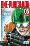 Livre numérique ONE-PUNCH MAN - tome 05