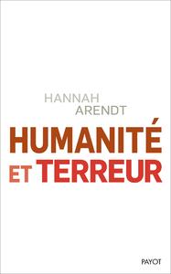Livre numérique Humanité et terreur