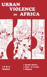 Electronic book Urban Violence in Africa