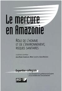 Electronic book Le mercure en Amazonie
