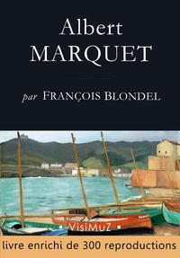 Livre numérique Albert MARQUET