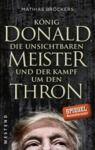 Livre numérique König Donald, die unsichtbaren Meister und der Kampf um den Thron