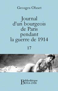 Livre numérique Journal d'un bourgeois de Paris pendant la guerre de 1914 - 17