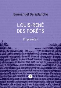 E-Book Louis-René des Forêts : Empreintes