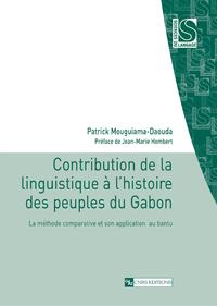 Electronic book Contribution de la linguistique à l'histoire des peuples du Gabon