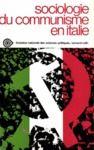 Livre numérique Sociologie du communisme en Italie