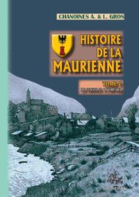 Livre numérique Histoire de la Maurienne (Tome 5)