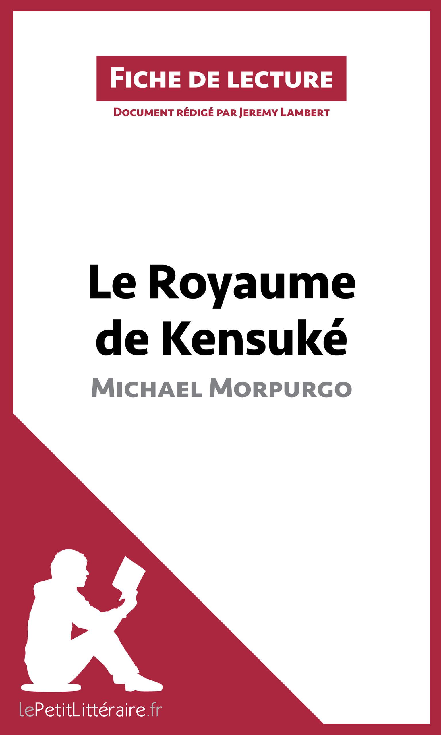Ebook Le Royaume De Kensuke De Michael Morpurgo Resume Complet