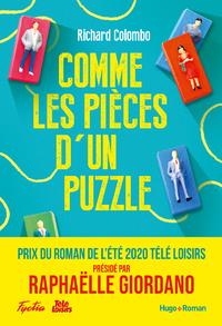 Livre numérique Comme les pièces d'un puzzle - Prix Télé-Loisirs du roman de l'été 2020