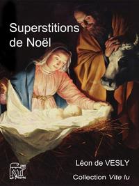 Livre numérique Superstitions de Noël
