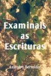 Livre numérique Examinais as Escrituras