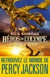 Electronic book Héros de l'Olympe - tome 1