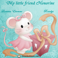 Livre numérique My little friend Honorine