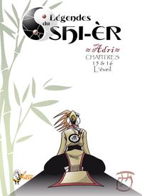 Livre numérique Légendes du Shi-èr, épisodes 15 et 16