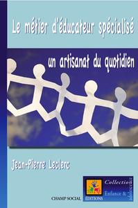 Livre numérique Le métier d'éducateur spécialisé