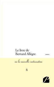 Livre numérique Le livre de Bernard Allègre