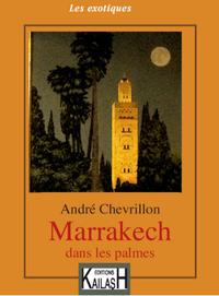 Livre numérique Marrakech dans les palmes