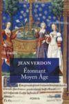Livre numérique Etonnant Moyen-Age