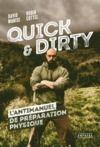 Livre numérique Quick & dirty