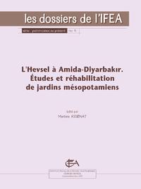 Livre numérique L'Hevsel à Amida-Diyarbakır