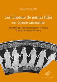 Livre numérique Les Chœurs de jeunes filles en Grèce ancienne