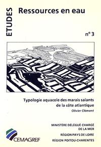 Livre numérique Typologie aquacole des marais salants de la côte atlantique