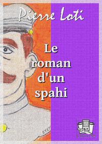 Livre numérique Le roman d'un spahi