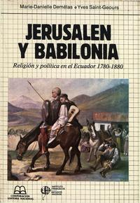 Livre numérique Jerusalén y Babilonia