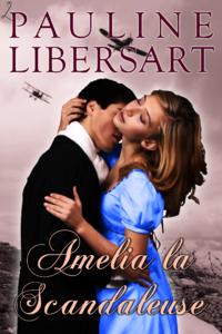 Livre numérique Amelia la Scandaleuse