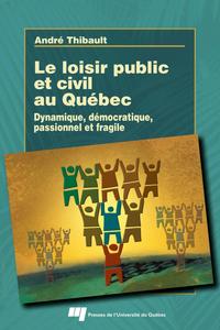 Livre numérique Loisir public et civil au Québec
