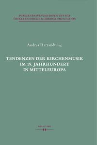 Livre numérique Tendenzen der Kirchenmusik im 19. Jahrhundert in Mitteleuropa