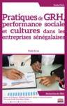 E-Book Pratiques de GRH, performance sociale et cultures dans les entreprises sénégalaises