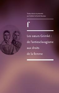 Livre numérique Les sœurs Grimké