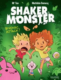 Livre numérique Shaker Monster (Tome 4) - Bivouac attack !