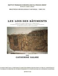 Electronic book Les lois des bâtiments