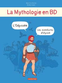 Livre numérique La Mythologie en BD - Les aventures d'Ulysse (Intégrale)