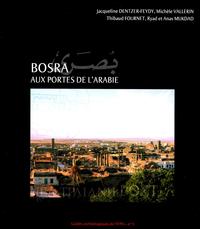 Livre numérique Bosra. Aux portes de l'Arabie