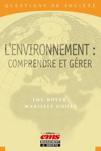 Livre numérique L'environnement