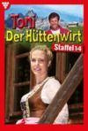 E-Book Toni der Hüttenwirt Staffel 14 – Heimatroman