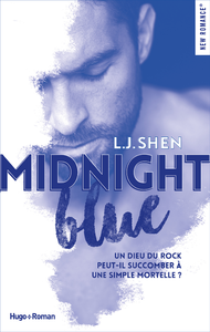 Electronic book Midnight blue -Extrait offert-