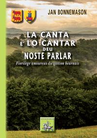 Livre numérique La canta e lo cantar deu noste Parlar (florilège amoureux du gascon béarnais)